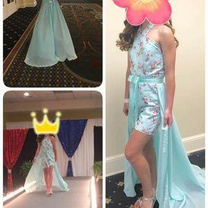 Other - Aqua fun fashion